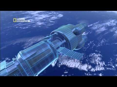 Первая космическая станция Салют