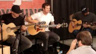 Angels & Airwaves Sirens Live Acoustic 10/28/08 in Atlanta