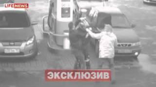 Юрий Антонов избил мотоциклиста