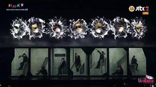 [FULL PERFORMANCE] BTS FAKE LOVE + AIRPLANE Pt 2 + IDOL @ MELON MUSIC AWARDS 2018