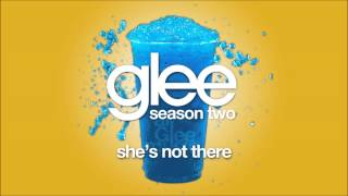 She's Not There | Glee [HD FULL STUDIO]