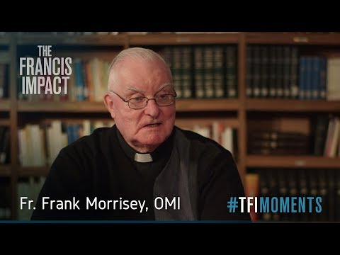 <strong>#TFImoments:</strong> Fr. Frank Morrisey, OMI, explains Pope Francis' approach to family struggles