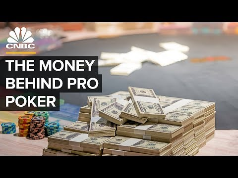 , title : 'Who Makes Money From Professional Poker?