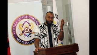 Joho breaks silence on Likoni disaster - VIDEO