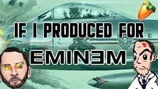 If I Produced For: Eminem Kamikaze Album | FL Studio Eminem Type Beat Tutorial 2018