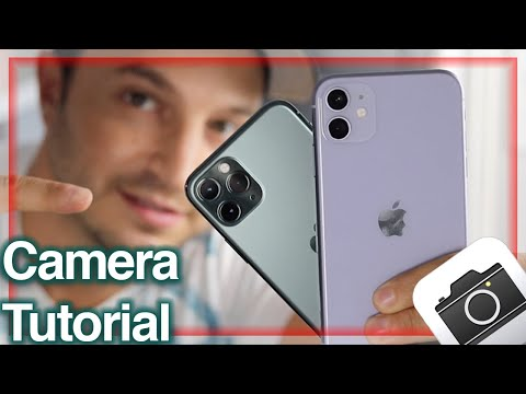 How To Use The iPhone 11 &amp 11 Pro Camera Tutorial - Tips, Tricks &amp Features