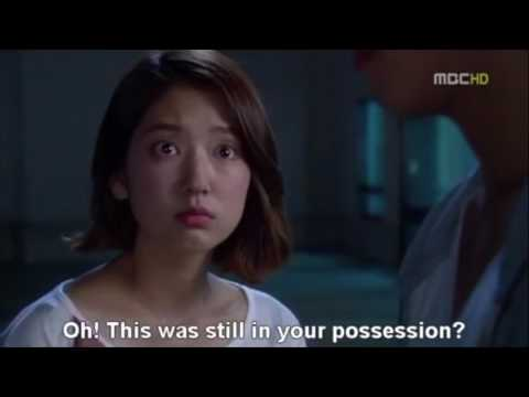 park shin hye and jung yong hwa  (Heartstrings) Christina Perri - A Thousand Years