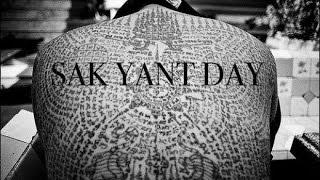 Sak Yant Day Au S-Loft Avec Starasian - Le Happy Hour De Color My Skin N° 5