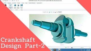Crankshaft Design - part 2