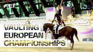RE-LIVE | Day 4 / Morning | FEI Vaulting European Championships | Kaposvár 2018