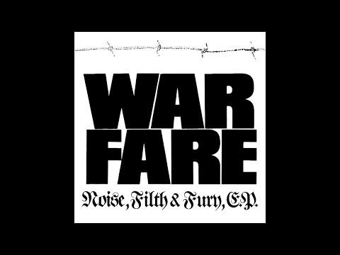 Warfare - Noise, Filth & Fury online metal music video by WARFARE