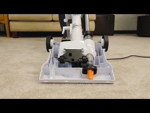 AeroSwift/Powertrak Compact Vacuum - Clearing a Clog