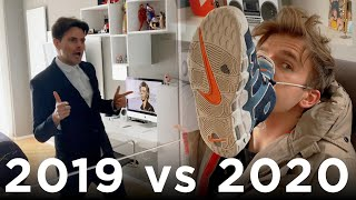 2019 VS 2020 - Le Differenze - iPantellas