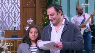 مازيكا أحمد برادة وابنته يقدمان أفضل شخصية رياضية في 2018 تحميل MP3