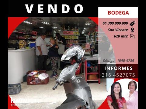 Locales y Bodegas, Venta, San Vicente Nuevo - $1.300.000.000