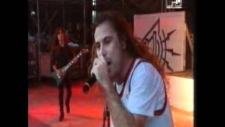"Anthrax interview and ""room for one more"" live at dynamo festival 1993"