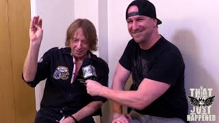 Jeff Pilson of Foreigner - Live Interview