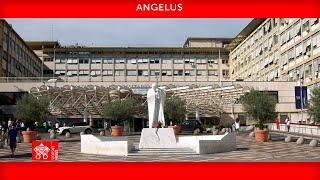 Angelus 11. Juli 2021 Papst Franziskus