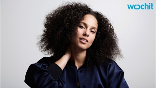Alicia Keys Gets Naked For 36th Birthday