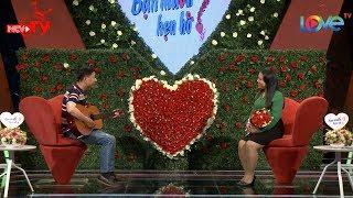 Người đàn ông một lần đổ vỡ hôn nhân cầm guitar hát chinh phục cô gái Bến Tre cùng xây dựng gia đình