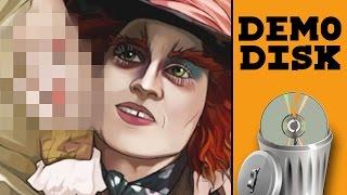 SCARED STIFF - Demo Disk Gameplay