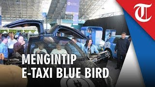Mobil Listrik Baru Milik Taksi Blue Bird