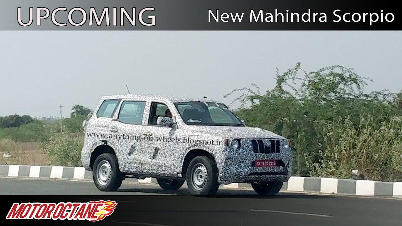 Motoroctane Youtube Video - Mahindra Scorpio 2020 Coming | Hindi | Motorctane