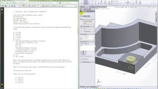 SolidWorks Preparing For The Professional Certification Exam