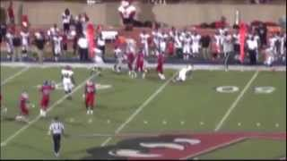 preview picture of video '2013-Duncanville Panthers (Highlights) vs Cedar Hill Longhorns