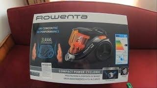 ROWENTA RO3753EA Compact Power Cyclonic Vacuum Cleaner