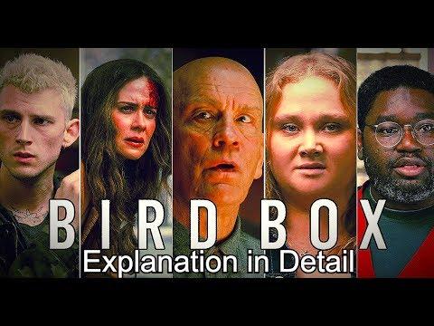 Bird Box Movie Explanation In Hindi