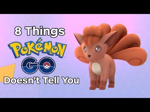 8 πράγματα που το Pokemon GO δεν σου λέει για να τα καταφέρεις
