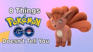 Download Youtube: 8 Things Pokemon Go Doesn't Tell You