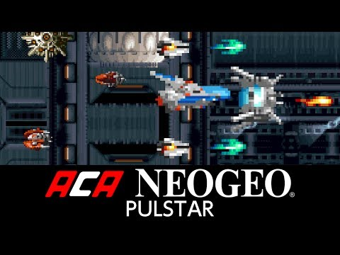 ACA NEOGEO PULSTAR thumbnail
