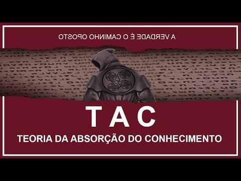#31 TAC TEORIA DA ABSORÇÃO DO CONHECIMENTO - BRUNO BORGES