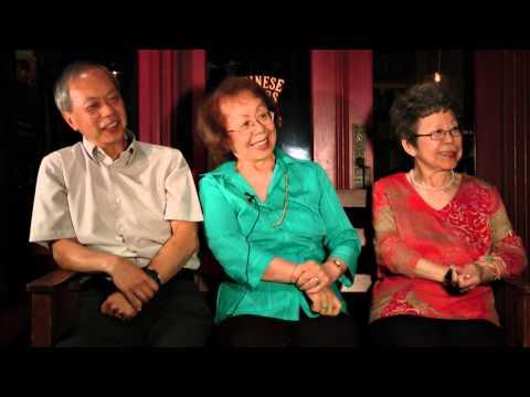 Reta Der, Corinne Wong and Gerald Quan