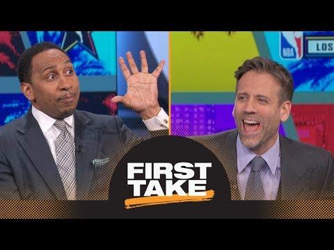 First Take debates LeBron James vs. Klay Thompson | First Take | ESPN