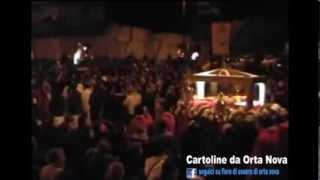 preview picture of video 'Fiero di essere di Orta Nova - La processione dell'incontro ad Orta Nova'