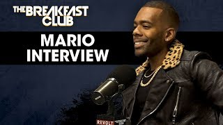 The Breakfast Club - Mario Talks New Album 'Dancing Shadows', Family, Fidelity + More