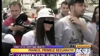 """Franco a dat cărţile pe faţă: """"Nu mai suportam restricțiile!"""""""