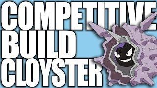 Cloyster  - (Pokémon) - Pokemon XY: Competitive Builds 101 - Cloyster