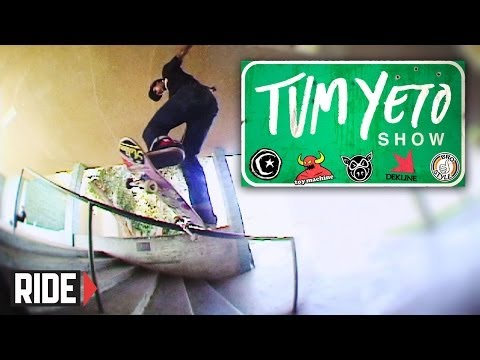 Tre Williams  - Tum Yeto Show Ep. 8