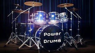 Dynamix samples - Power Drums - Yamaha Genos, Tyros, PSR, Roland E-A7, Korg Pa - English