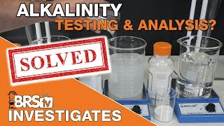 Six Alkalinity Supplements, One Certified ICP-MS Analysis - BRStv Investigates