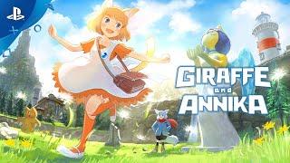 PlayStation Giraffe and Annika - Announcement Trailer anuncio