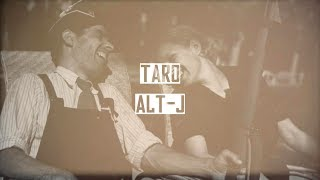 Taro   Alt J   Lyrics & Explanation