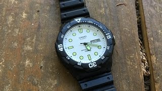 The Casio MRW-200H $15 Wristwatch: The Full Nick Shabazz Review