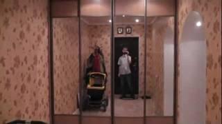 Шкаф-купе-Гардеробная своими руками