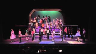 "Grease   ""We Go Together"""