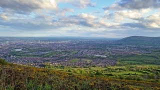 preview picture of video 'Cavehill, Belfast, Northern Ireland'
